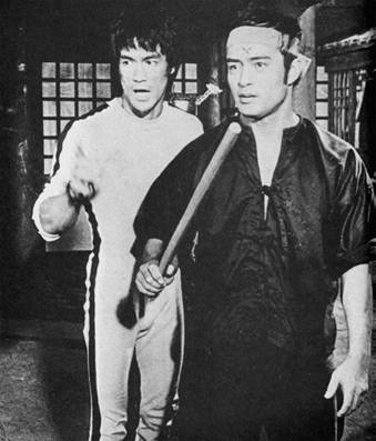 With Bruce Lee Gig Young Dean Jagger Hugh OBrian A martial arts movie star must fake his death to find the people who are trying to kill him A martial arts movie star must fake his death to find the people who are trying to kill him